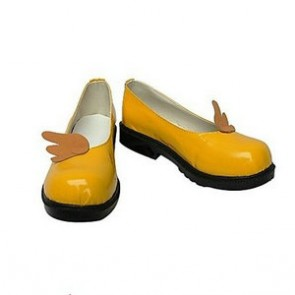 Cardcaptor Sakura Sakura Kinomoto Yellow Cosplay Shoes