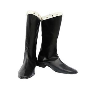 Castlevania Mathias Cronqvist Black Cosplay Boots