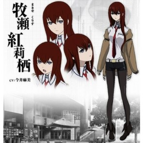Steins;Gate Kurisu Makise