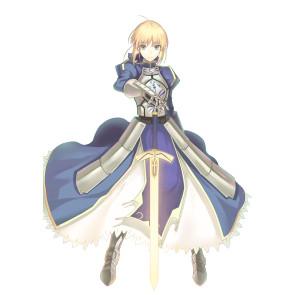 Fate/Zero Saber - Arturia Pendragon