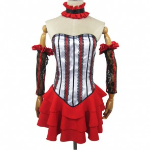 Chobits Chii Red Cosplay Costume Dress