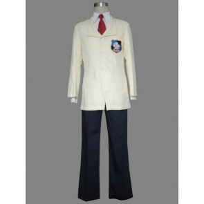 Clannad High School Boys Uniform Cosplay Costume