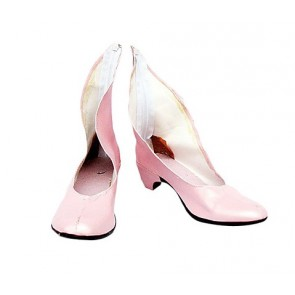 Code Geass Nunnally Cosplay Boots