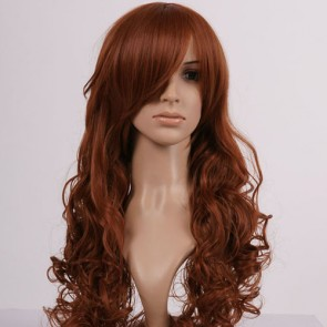 Code Geass Nunnally Cosplay Wig
