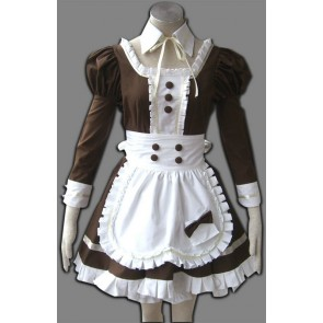 Coffee Whispery Cosplay Maid Costume
