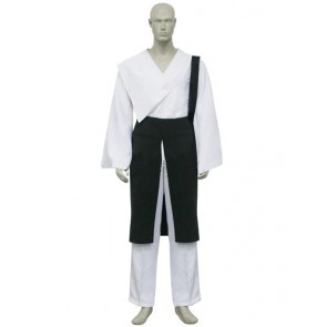 Naruto Shippuden Hyuuga Neji Cosplay Costume - 2nd Edition