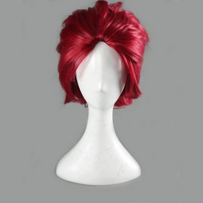 Red 35cm Riddle Story of Devil Chitaru Namatame Cosplay Wig