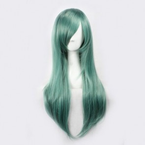 Green 65cm Kagerou Project Tsubomi Kido Cosplay Wig