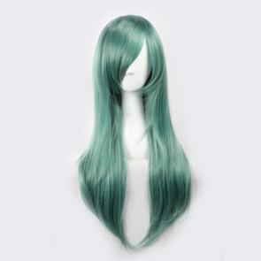 Green 65cm Kagerou Project Tsubomi Kido Cosplay Wig