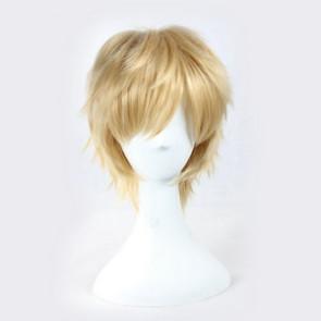 Blond 30cm Kagerou Project Shuuya Kano Cosplay Wig