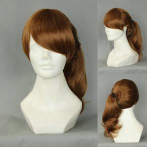 Brown 50cm Brothers Conflict Ema Asahina Hinata Cosplay Wig