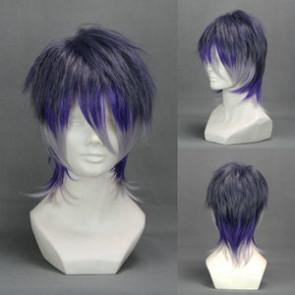 Grey 35cm Diabolik Lovers Reiji Sakamaki Cosplay Wig