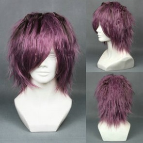 Purple 35cm IB Garry Cosplay Wig