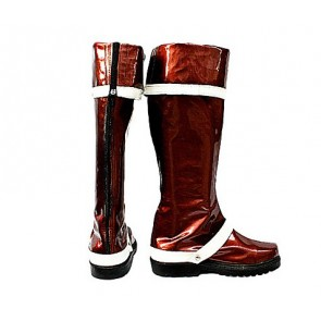 D.Gray Man Lavi 3rd Cosplay Boots