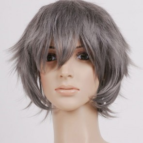 Dark Grey Cosplay Wig