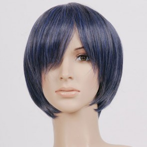 Dark Grey Kuroshitsuji Ciel Cosplay Wig