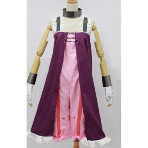 Deadman Wonderland Minatsuki Takami Cosplay Costume