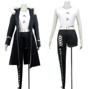 D.Gray Man Debitto Cosplay Costume