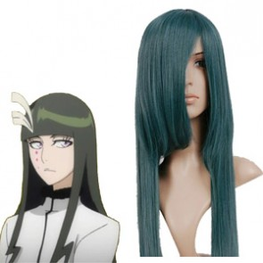 Deep Green 100cm Bleach SunSun Nylon Cosplay Wig