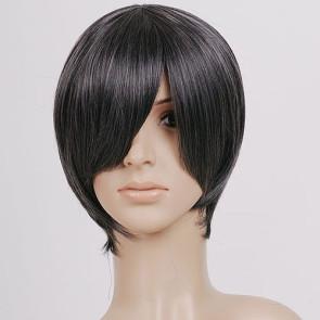 Deep Grey Kuroshitsuji Cosplay Ciel Cosplay Wig