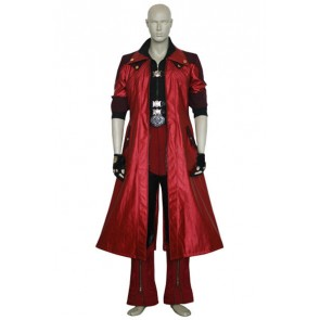 Devil May Cry 4 Dante Cosplay Costume