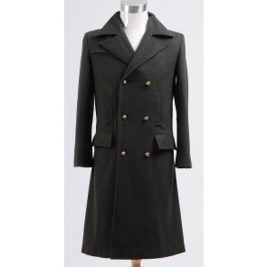 Doctor Who 10th Jack Harkness Cosplay Coat