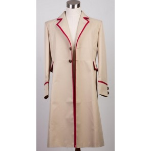 Doctor Who 5th Doctor Cosplay Coat