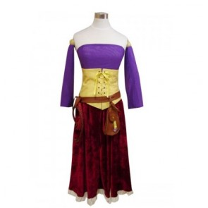 Dragon Quest Jessica Albert Cosplay Costume