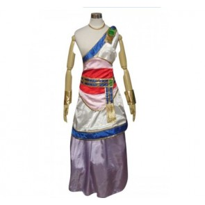 Dragon Quest Nera Briscoletti Cosplay Costume