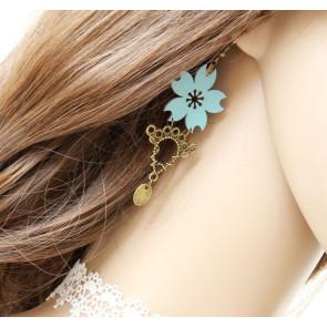 Elegant Handmade Girls Lolita Earrings