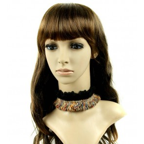 Exotic Woolen Lady Lolita Necklace