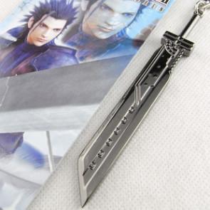 Final Fantasy Cloud Strife Alloy Cosplay Key Chain