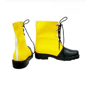 Final Fantasy Tidus Imitation Leather Cosplay Boots