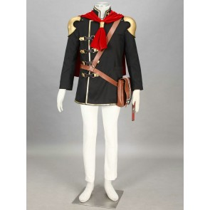 Final Fantasy Type-0 Suzaku Peristylium Class Zero Ace Cosplay Costume