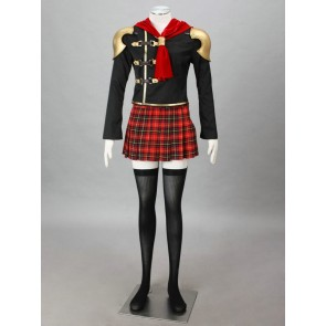 Final Fantasy Type-0 Suzaku Peristylium Class Zero Cinque Cosplay Costume