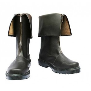 Final Fantasy VII Cloud Strife Faux Leather Cosplay Boots