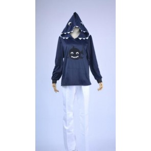 Free! Blue Rin Matsuoka Cosplay Costume