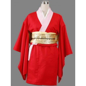Gintama Kagura 6th Cosplay Costume