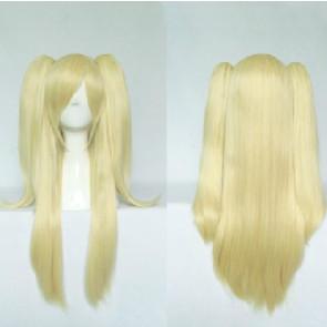 Gold 65cm Haganai Hasegawa Kobato Cosplay Wig