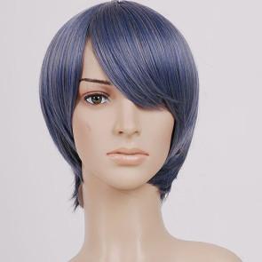 Grey Blue Kuroshitsuji Cosplay Ciel Cosplay Wig