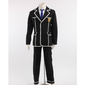 Guilty Crown Ouma Shu Tennouzu High School Boys Uniform Cosplay Costume