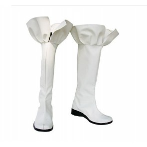 Gundam Seed Destiny Lacus Clyne Cosplay Boots