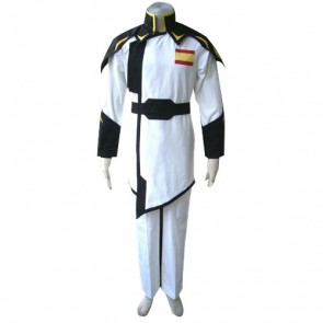 Gundam Seed Z.A.F.T Cosplay Costume