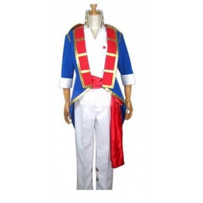 Gurren Lagann Older Simon Cosplay Costume
