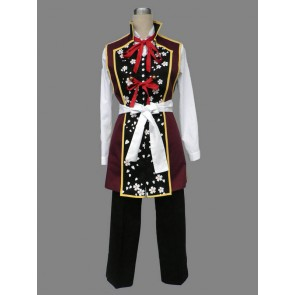 Hakuouki Chizuru Yukimura Cosplay Costume - 2nd Edition