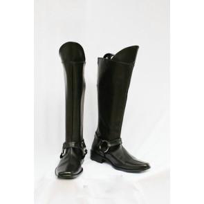 Hakuouki Sanosuke Harada Cosplay Boots