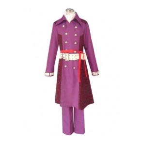 Hakuouki Shinsengumi Kitan Kazama Chikage Cosplay Costume