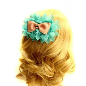 Handmade Lovely Bow Girls Lolita Hairpin
