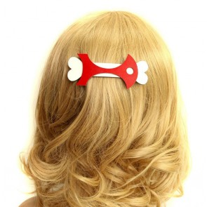 Handmade Modern Fishbone Girls Lolita Hairpin