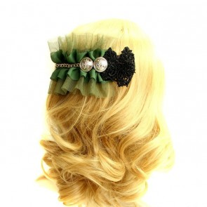 Handmade Romantic Lady Lolita Hairpin